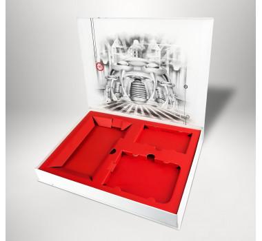 Подарочная коробка на магнитах