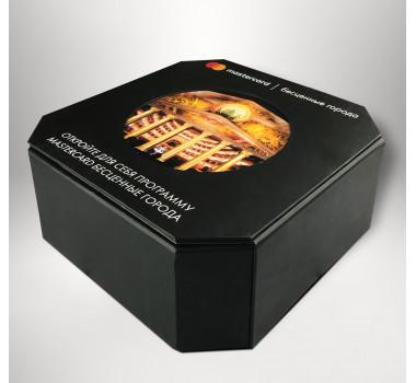 Коробка со скошенными углами
